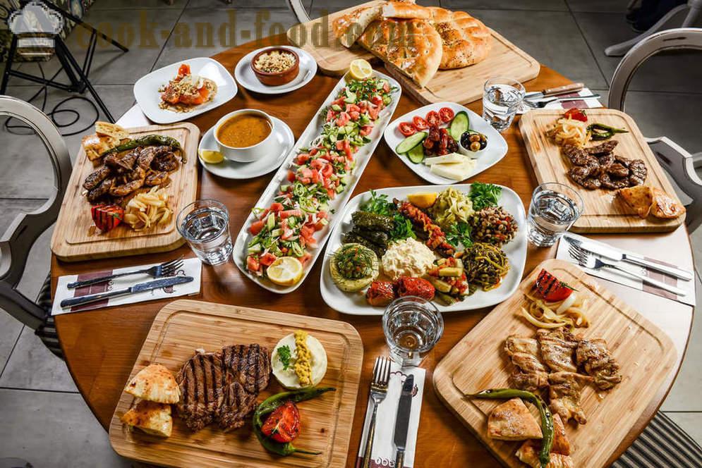 Turkkilainen ruoka ei ole mitään kebabia ranskalaisilla